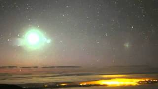 NIBIRU Planet X Second Sun VIDEO FOOTAGE! Update May 2011