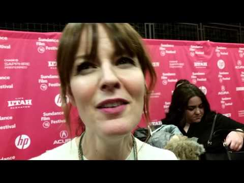 Three questions for Rosemarie DeWitt