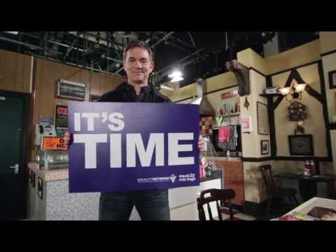 It's Time: John Michie [Equality Network]