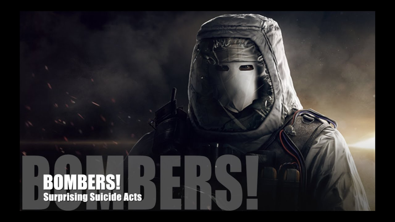 Rainbow six siege surprise suicide bombers youtube - Rainbow six siege disable bomber ...