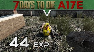 7 Days to Die Alpha 17 Deutsch ★ #44 Hat der einen großen Sack ★ 7 Days A17E Deutsch