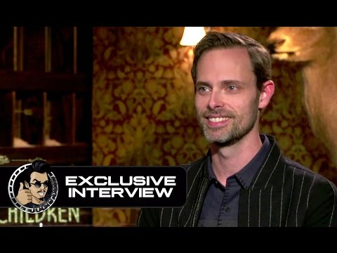 "Ransom Riggs Exclusive INTERVIEW for ""Miss Peregrine's Home for Peculiar Children"" (JoBlo.com)"