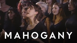 Repeat youtube video Imogen Heap - Hide and Seek ft. London Contemporary Voices | Mahogany Live