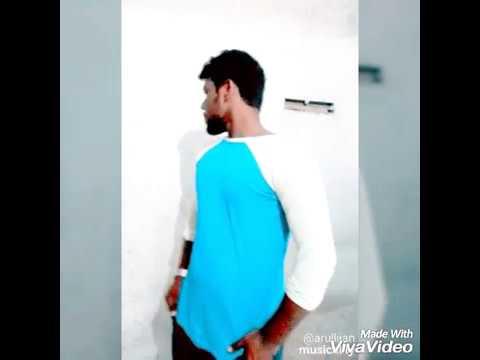 sachin vijay love heart touching dubsmash by Arul