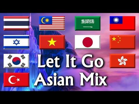 Frozen - Let It Go (Asian Mix)