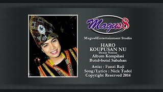 HARO KOUPUSAN NU (Fanzi Ruji) [Official Audio] Song/Lyrics : Nick Tudol