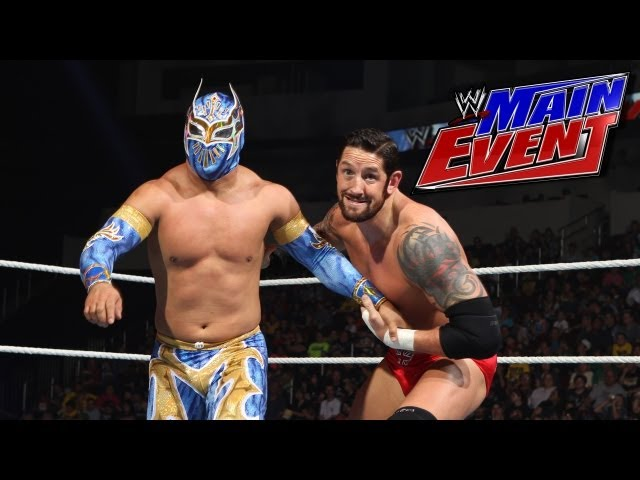 WWE Main Event - Sin Cara vs. Wade Barrett: May 15, 2013 Travel Video
