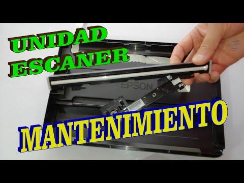 Cambiar Lampara De Escaner Impresoras Epson L210, L220, L350, L355, L380,