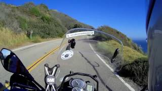 California Highway-1 Moto Ride-4