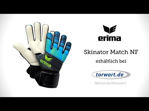 Erima Torwarthandschuh Skinator Protect