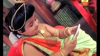 Paramavatar Shri Krishna: Child artist enjoys selfie, mobile games