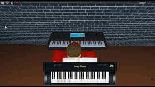 pumped up Kicks - Torce da: Foster the People su un pianoforte ROBLOX. [Facile]