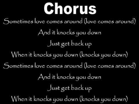Knock Me Down w/ lyrics keri hilson