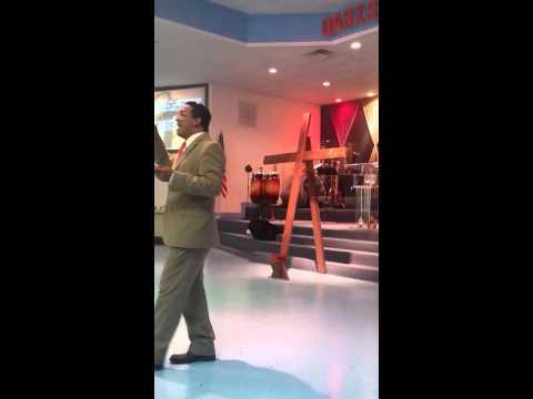 Pastor Angel Maestre-Oasis de Bendicion Augusta GA