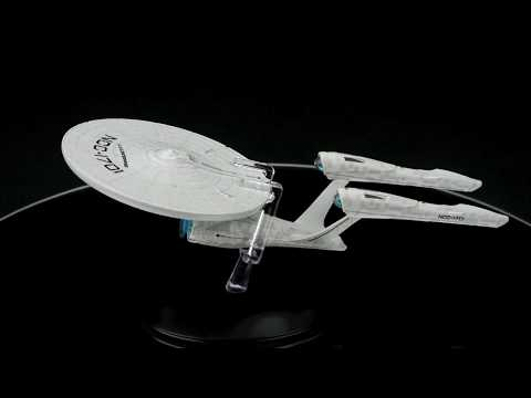 U.S.S. Enterprise NCC-1701 Refit Special Edition - Model Turnaround