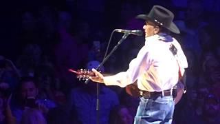 George Strait - The Cowboy Rides Again, live at T-Mobile Arena Las Vegas, 29 July 2017
