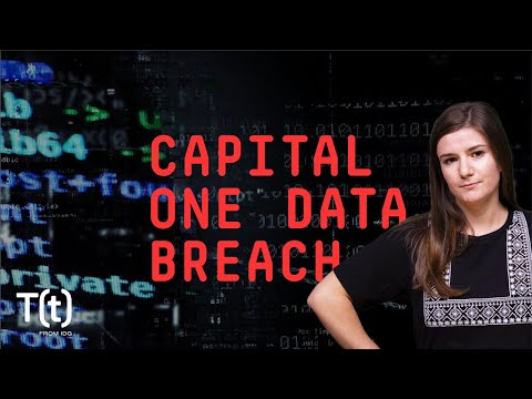 The Latest Large-scale Data Breach: Capital One   TECH(feed)