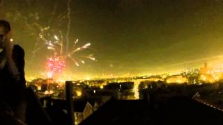 July 4th 2015 time lapse: Pilsen, Chicago, IL
