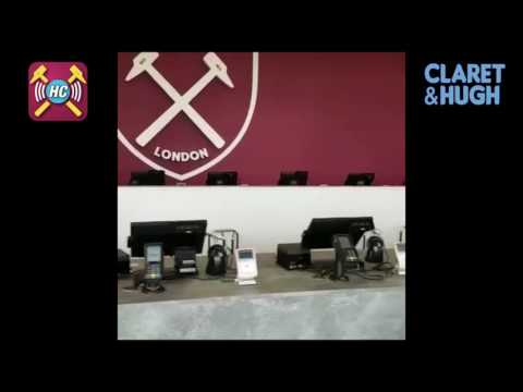 Quick tour of Olympic Stadium Club shop | West Ham United | Stratford