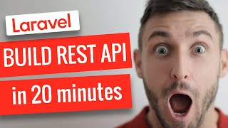 Laravel REST API Tutorial - Build An API In Laravel