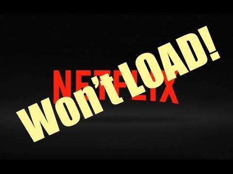 Netflix App won't load on my iPad  Let Me Fix IT