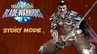 Onimusha Blade Warriors Story Mode With Nobunaga Oda