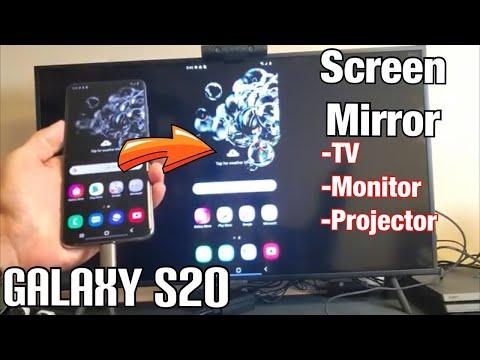 Samsung Galaxy Wireless HDMI Display Adapter - WiFi All Share Cast Hub