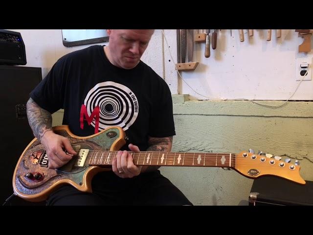 M-tone Guitars- Flight Risk 11 - part 3