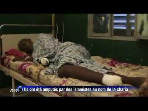 Vidéo-choc des voleurs amputés de main et de pied par les islamistes à  Gao(Mali). - YouTube 9818e2c73b6