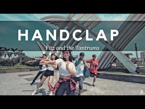 Handclap - Fitz and the Tantrums | Vu Phuong Choreography