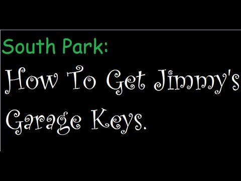 South Park: How To Get Jimmy