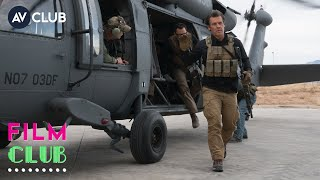 Sicario: Day of the Soldado | Discussion & Review | Film Club