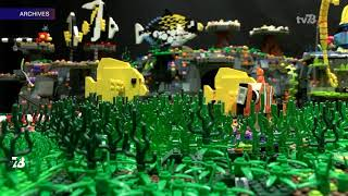 Yvelines | Une exposition 100% LEGO au Perray-en-Yvelines
