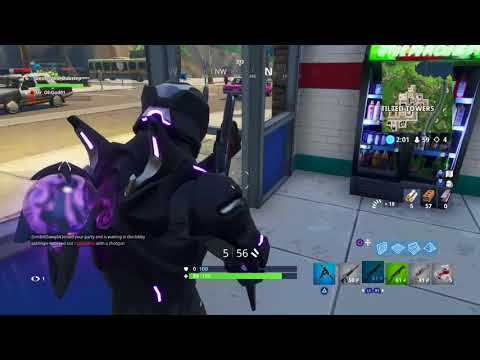 Fortnite Max Purple Omega :)