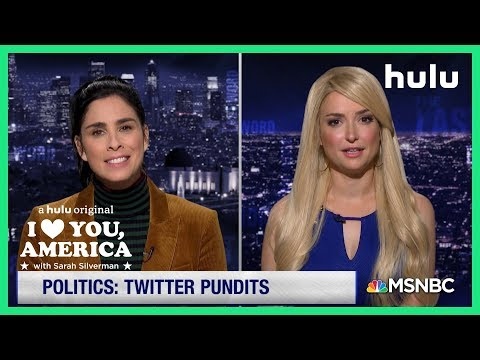 Conservative Pundit Barbies  I Love You, America on Hulu