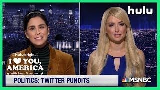 Conservative Pundit Barbies | I Love You, America on Hulu