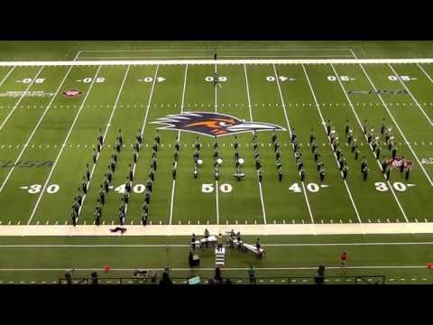 New Deal High School Band 2015 - UIL 2A Texas State Marching Contest