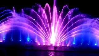 новый фонтан в ашдоде