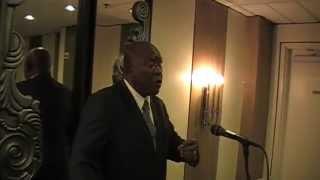 Intervention de Luc Bengono Nsi - Rencontre avec diaspora, Washington, DC, 24 juillet 2015
