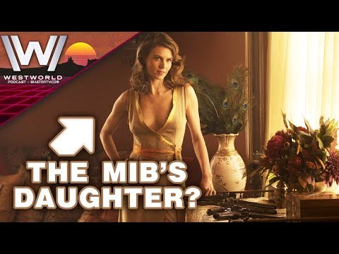 Westworld Episode 3: MIB's Daughter & Raj World Revealed