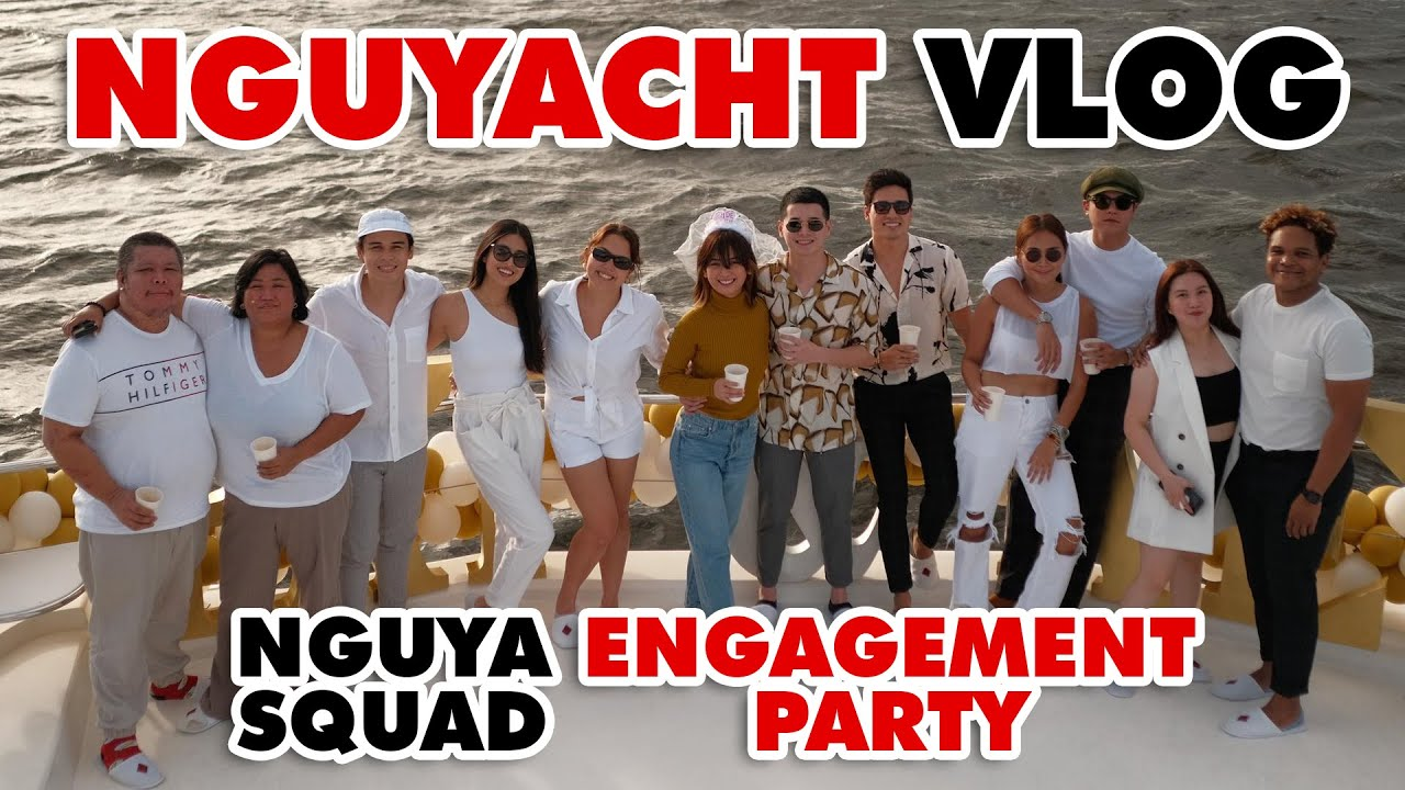 Download NGUYACHT PARTY FOR PAT & AE | MEET JOEBIANX