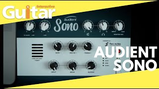 Audient Sono Guitar Recording Interface | Review