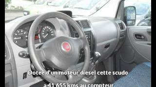 Fiat scudo occasion visible à Le bouscat présentée par Auto port(, 2014-02-04T01:15:41.000Z)