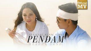Download lagu [OST Dia Bidadari Dari Syurga] Azarra Band - Pendam (Official Music Video)