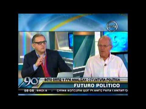 Beto Ortiz entrevista a Pedro Pablo Kuczynski 03 03 2014