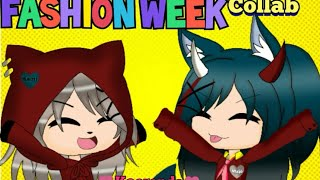 Fashion Week Meme | Collab with Kaori ➀➄ ❤