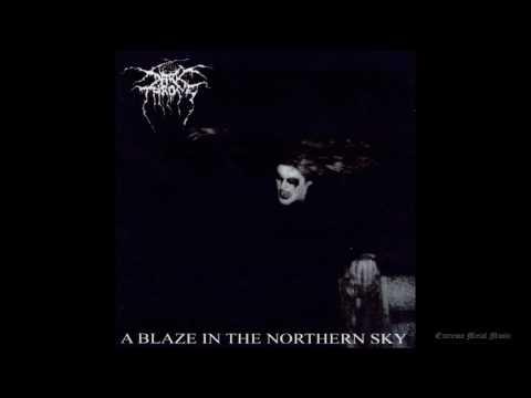 DARKTHRONE A Blaze in the Northern Sky Full-length 1992