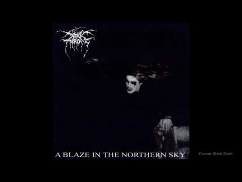 DARKTHRONE A Blaze in the Northern Sky Full-length 1992