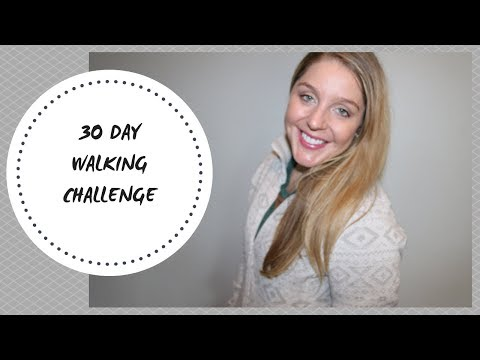 30 DAY WALKING CHALLENGE | I WALKED 1 HOUR PER DAY FOR 30 DAYS