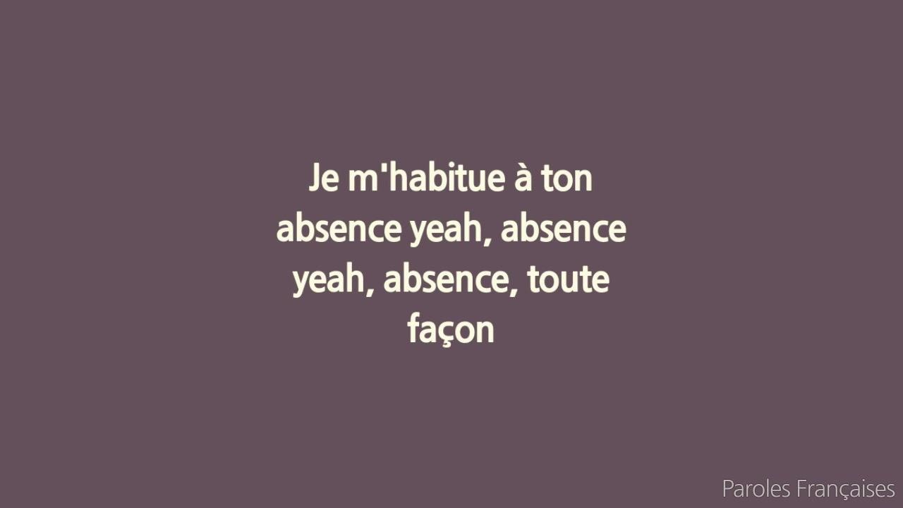 Download Joé Dwèt Filé - Absence (Paroles/Lyrics)